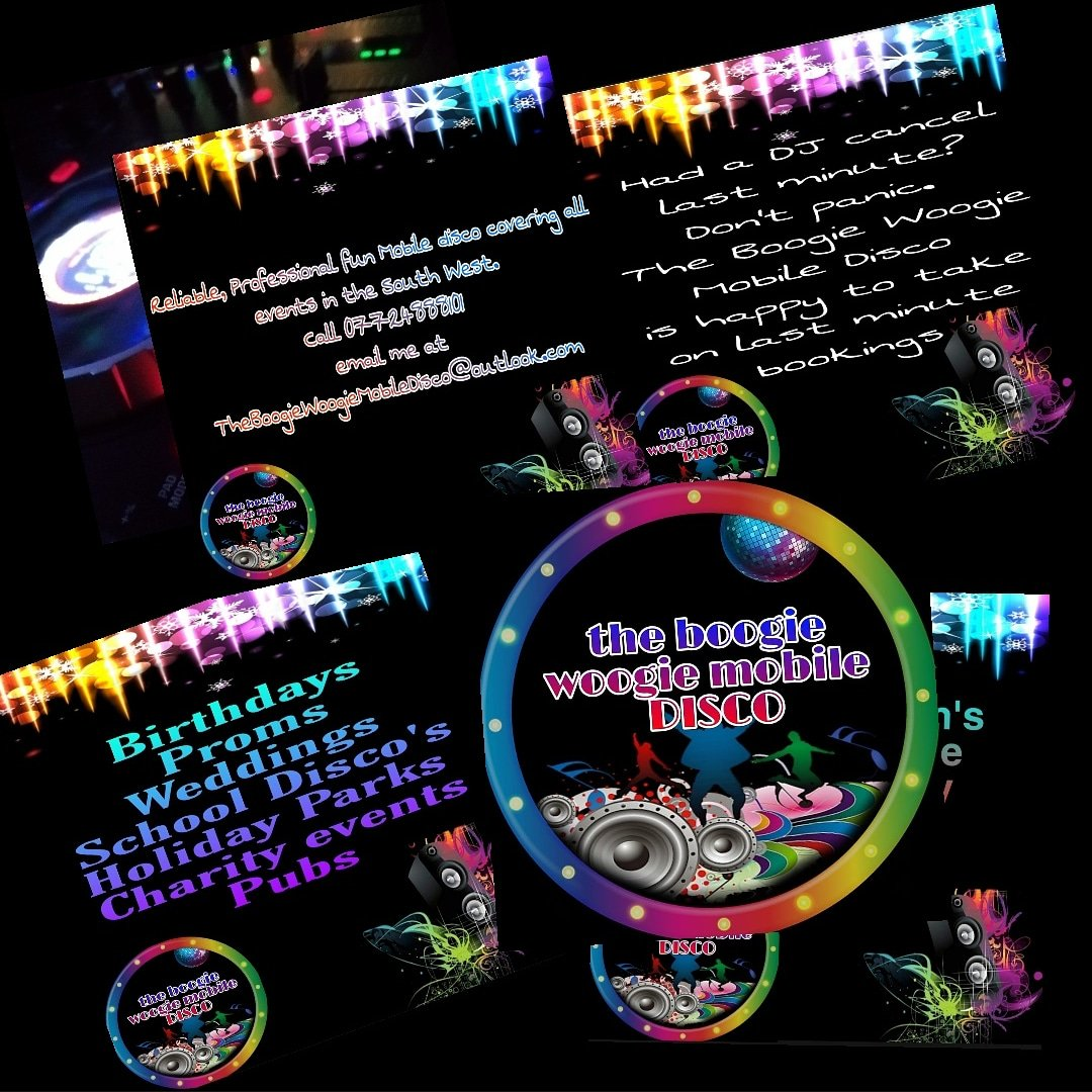 #Devon #Cornwall #Somerset #Disco #music #MobileDisco #Dancing #party #Lights #funtimes #TheBoogieWoogieMobileDisco #BookNow  check out The Boogie Woogie Mobile Disco Facebook page as well as Instagram.