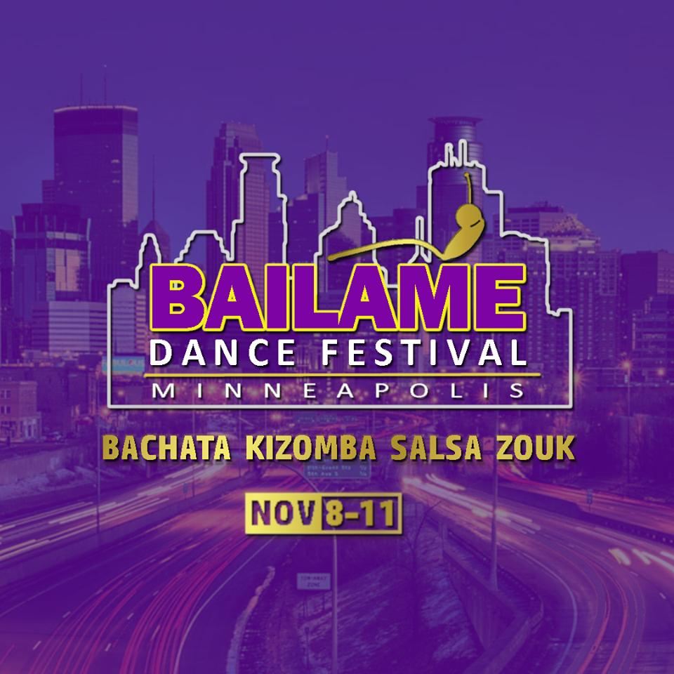 #IFeelTheHappiestWhen We are #dancing #Bachata #Salsa #Kizomba #Zouk  You will feel happiness too when you join us for our dance festival in #SweetNovember We have the 🔥🔥🔥instructors, DJ's and dancers all coming to #Minneapolis #TwinCities #StPaul for http://www.bailamedancefestival.com