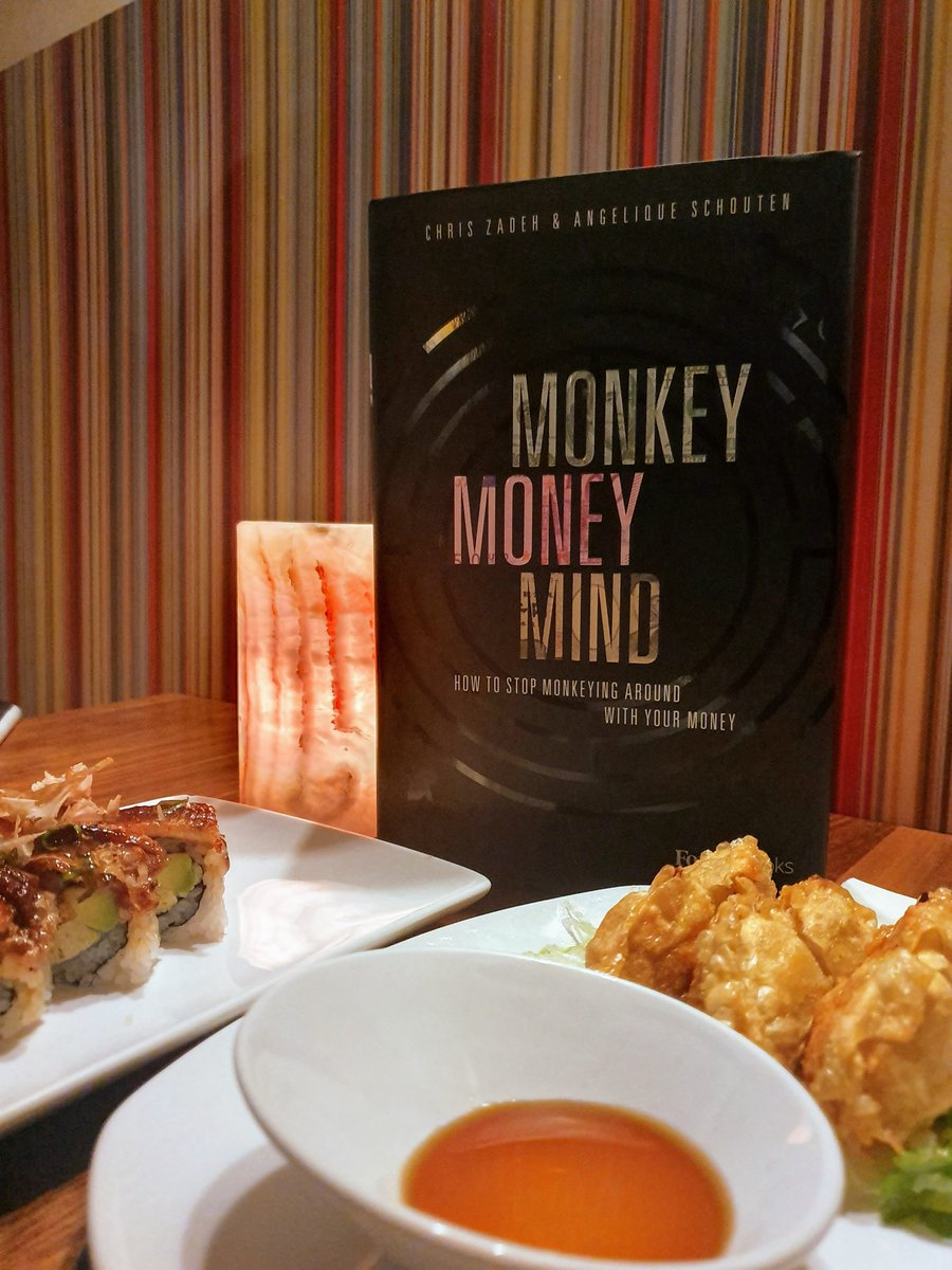 #FOODFORTHOUGHT: Does your #MonkeyMoneyMind make you go to the same #holiday spot every year or eat at the same restaurant and order the same #food? The fear of disappointment if you make a wrong choice is called #RegretAversion and can greatly impact your #financial #decisions.