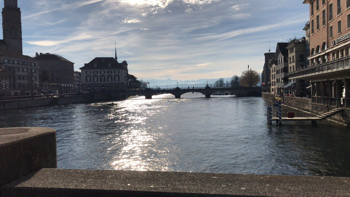 Thanks for the past two years #zurich. Off to Amsterdam for new adventures and @cisco #csap #excited
