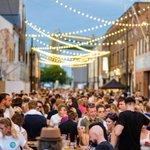 Image for the Tweet beginning: Hull's award-winning festival for emerging