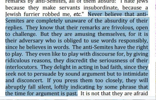 This nonsense from Cook reminds me of the Sartre quote about absurd antisemitic trolls <br>http://pic.twitter.com/Iq2GeeyjBA