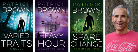 Take a riveting ride through the streets of Atlanta with Salem Reid -  https://www.amazon.com/Patrick-Brown/e/B00S1JO6G6/ref=dp_byline_cont_ebooks_1 … #IARTG #WritingCommunity #BookBoost @ReadingIsOurPas #novel #ficrion #suspense #mystery #thriller #KindleUnlimited #99cents