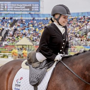 Para Dressage to be broadcast live for the first time at Tokyo 2020 Paralympics. Stay tuned! Full press release here: https://t.co/2dIR8Et3JM https://t.co/RCfLyndi7r