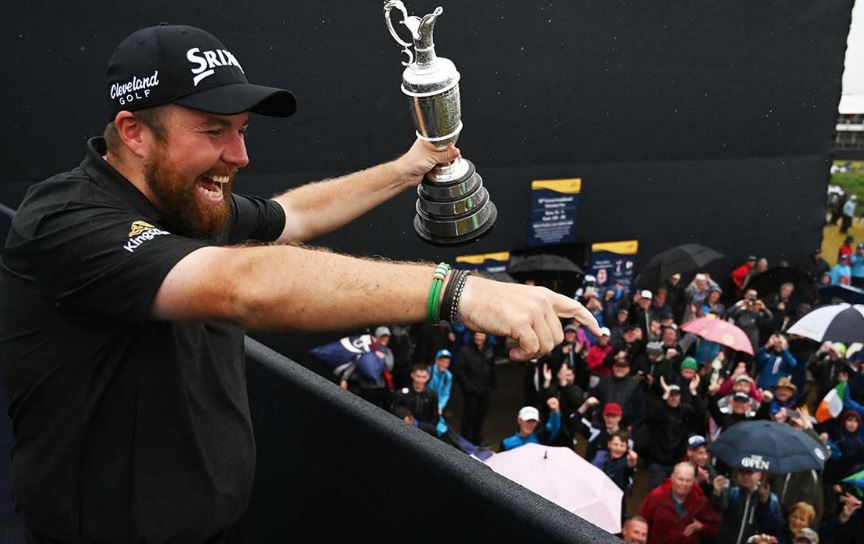 Per @CircaSports a $100 bet on Open Champion Shane Lowry this weekend in Memphis nets $7,000 if the Irishman pulls off back-to-back victories. 📸: Golf.com @WISH_TV
