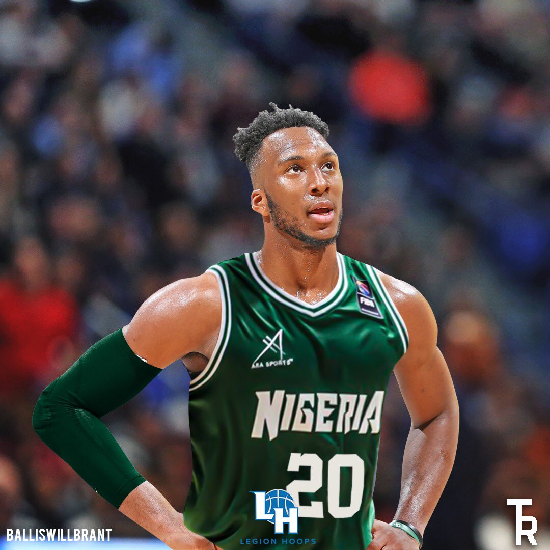 It is with great pride that I want to announce that I will be representing my country, Nigeria, in the World Cup this year in China! <br>http://pic.twitter.com/etn45OE5m1