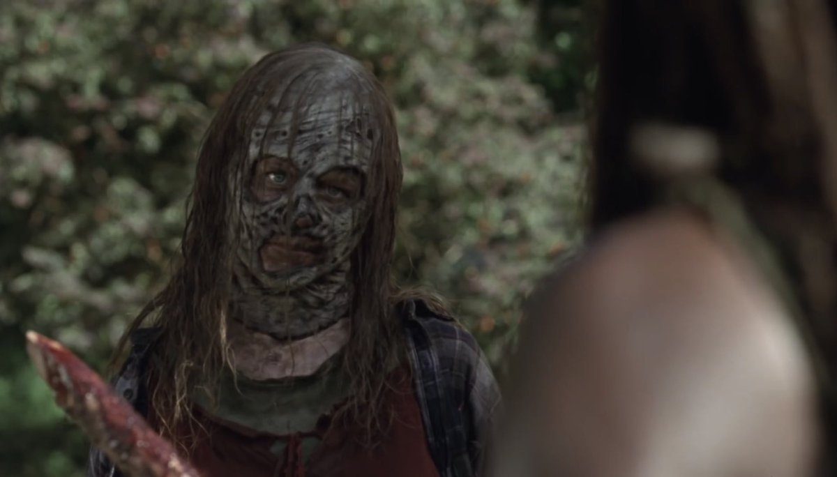 The Walking Dead World On Twitter A Whisperer That Might