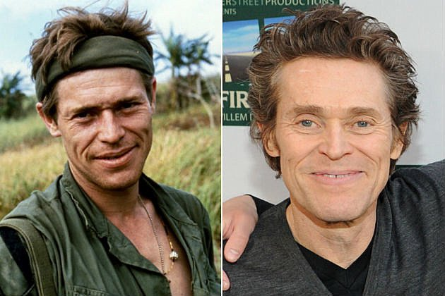 Happy Birthday to Willem Dafoe! What do you remember him from the most?