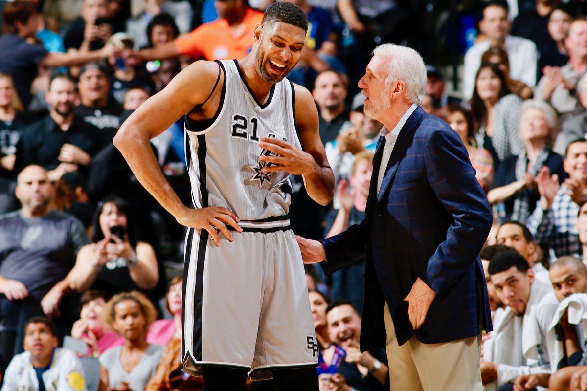 RT @BleacherReport: Tim Duncan has joined the Spurs as an assistant coach https://t.co/YrbpmacpMH