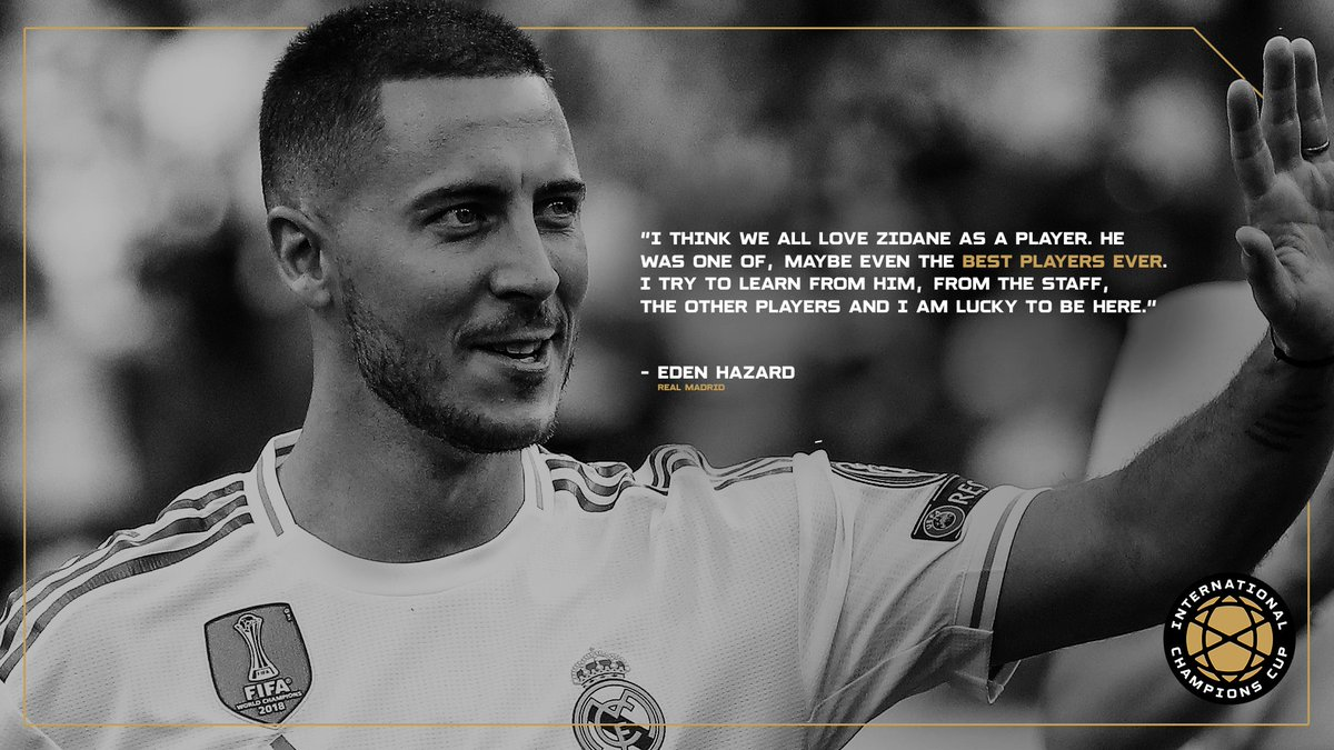 Lots of gratitude from @hazardeden10 for #MotivationalMonday <br>http://pic.twitter.com/xmOfYrCz0A