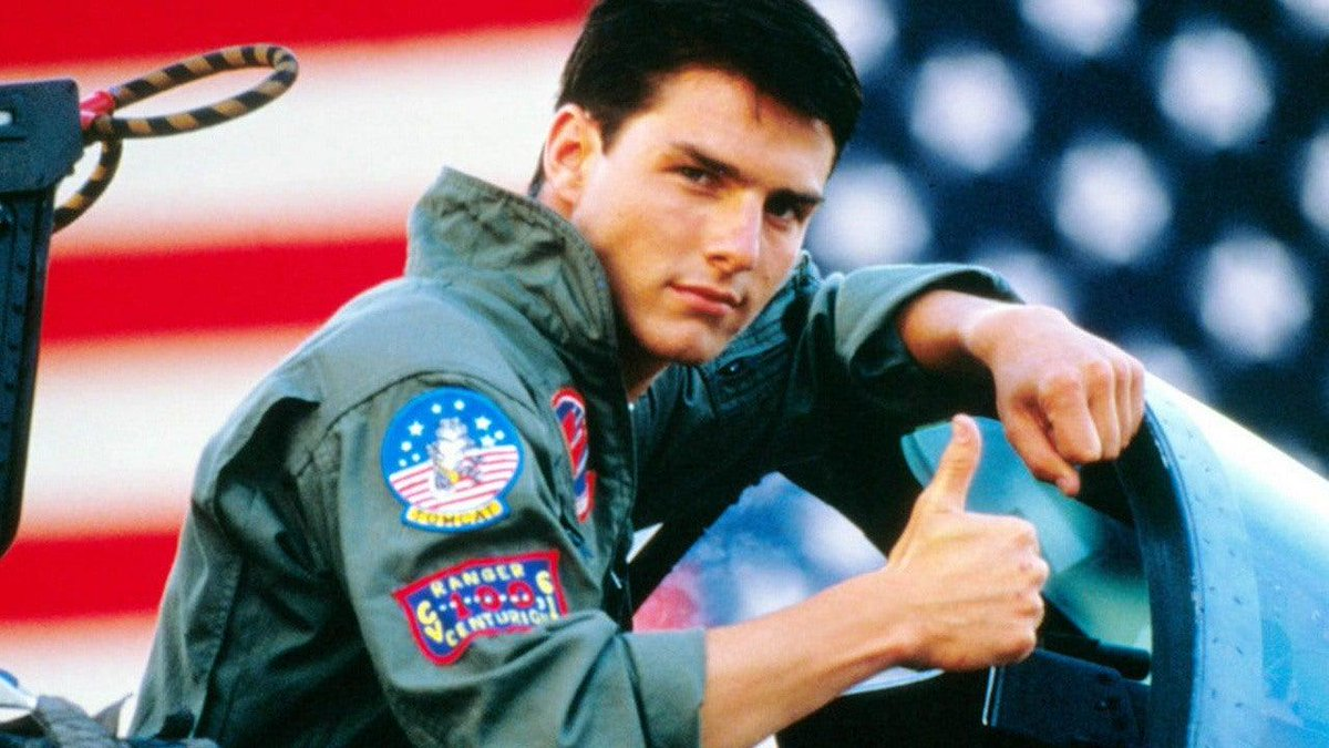 The Top Gun: Maverick Comic-Con trailer sparked a bit of controversy over a change to Tom Cruises iconic bomber jacket. bit.ly/2y4tjsM