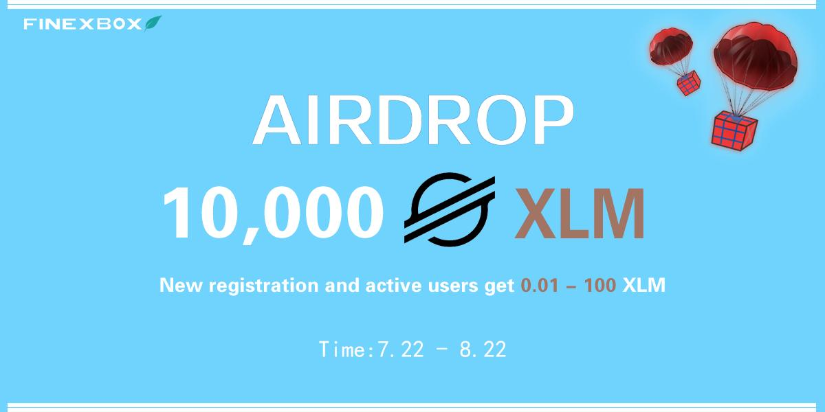 #Stellar/#XLM Airdrop/Giveaway Available to each FNB holders\new registration\active users  @dogecoin @StellarOrg @litecoin  Have FNB get more Retweets and follow 🔄  #BTC  #ツᎷᎶᏔѴツ #взаимный  #finexbox #ieFun #TEAMSiL  #Dogecoin  #Follow2Gain  #1FIRST