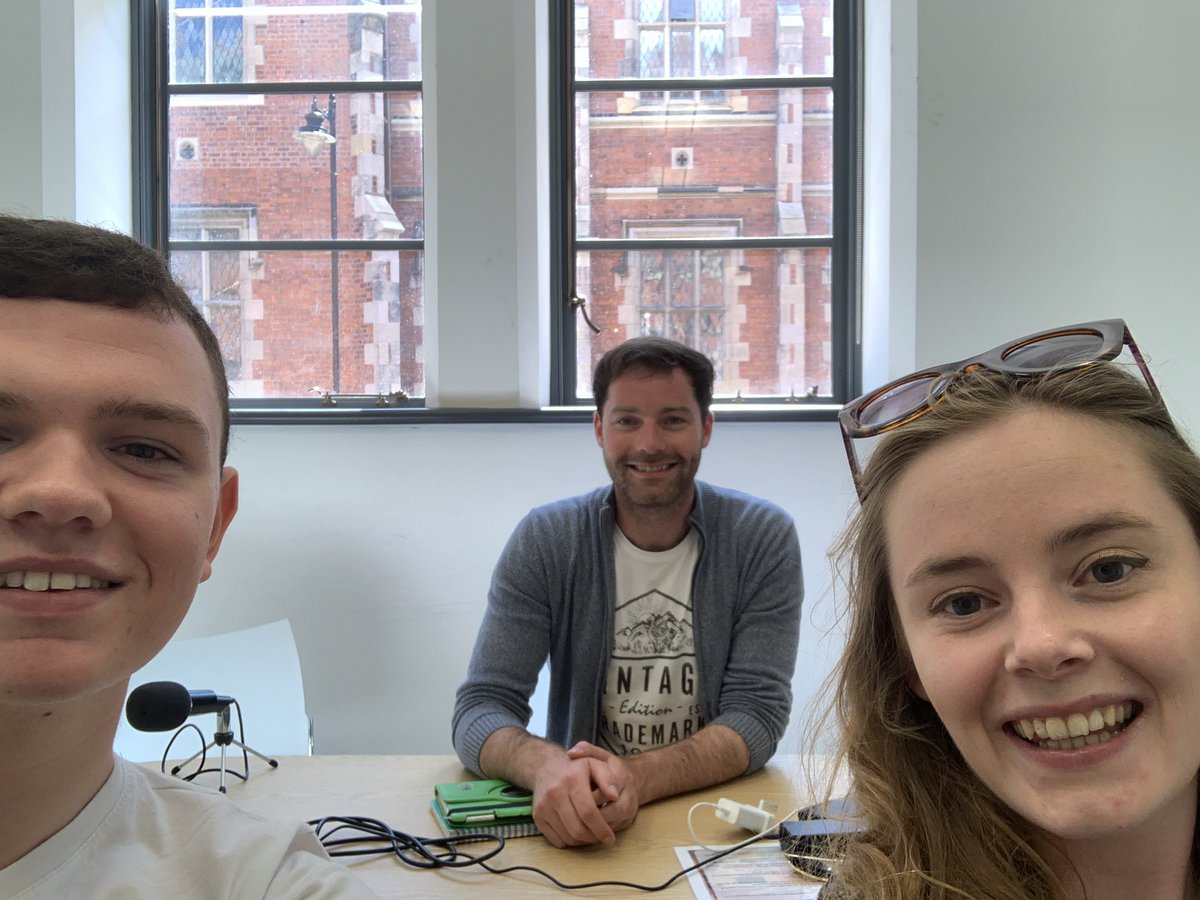 Exciting Podcast Coming  Today we had a great chat with Josh from The Jist Podcast to discuss Brexit & our campaign for a #PeoplesVote.  The podcast is being released soon - watch this space<br>http://pic.twitter.com/nRpKChpCSI