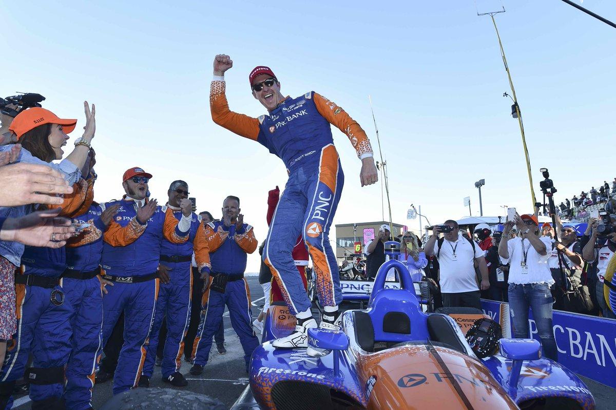 RT to wish 5-time @IndyCar Champion @scottdixon9 a Happy Birthday!