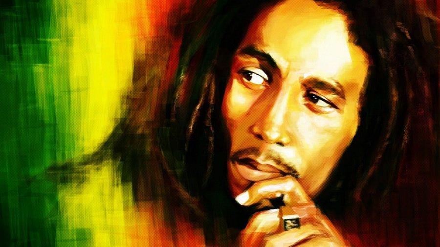 Rastafaryanizm, Bob Marley ve Reggae müzik. wannart.com/rastafaryanizm…