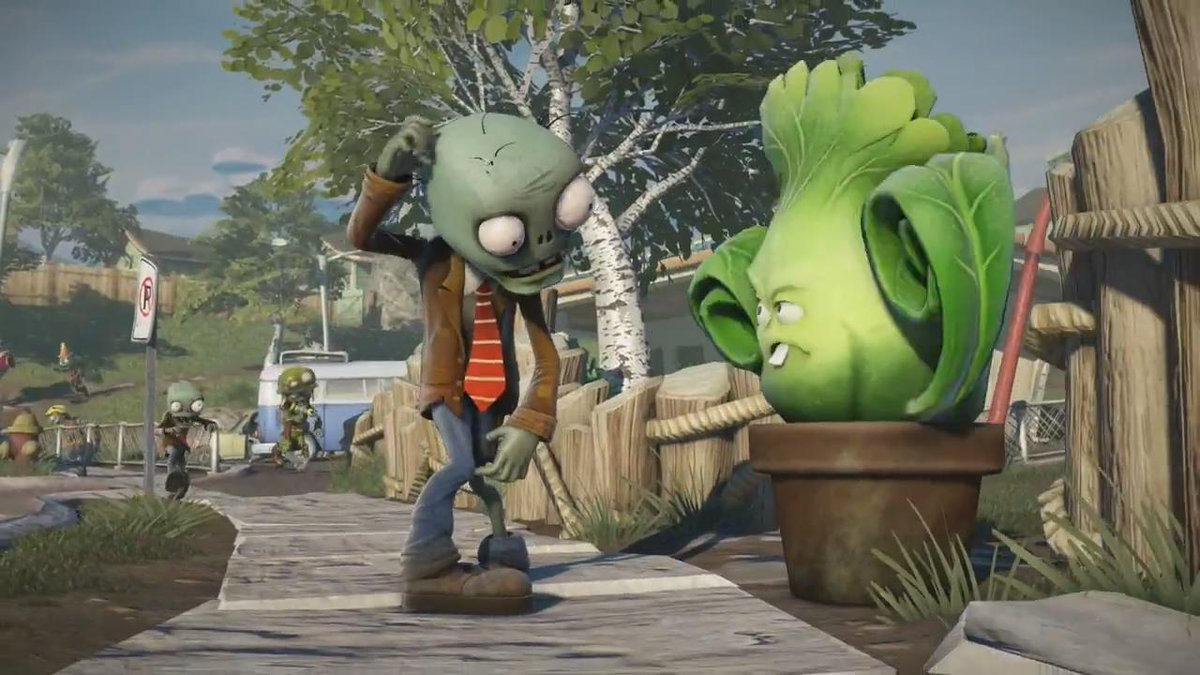 Plants vs Zombies: Garden Warfare 3 (or a similar Plants vs Zombies shooter) may be in development, according to leaked playtest invitations. 🥀💀 bit.ly/2LztJ35