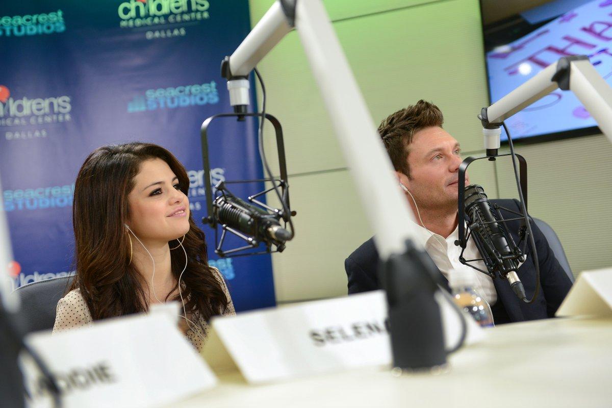Celebrating our first-ever @RyanFoundation ambassador! One of the many reasons why @SelenaGomez is the best :)  #HappyBirthdaySelenaGomez