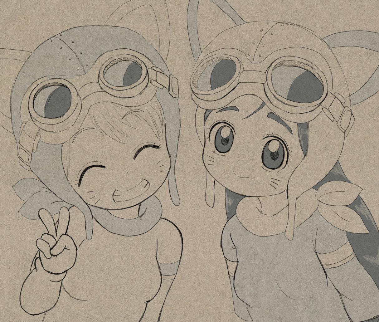 もものじ momonoji (@masarusan_ara)さんのイラスト