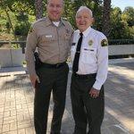Image for the Tweet beginning: Met #WWII veteran Sam Engel