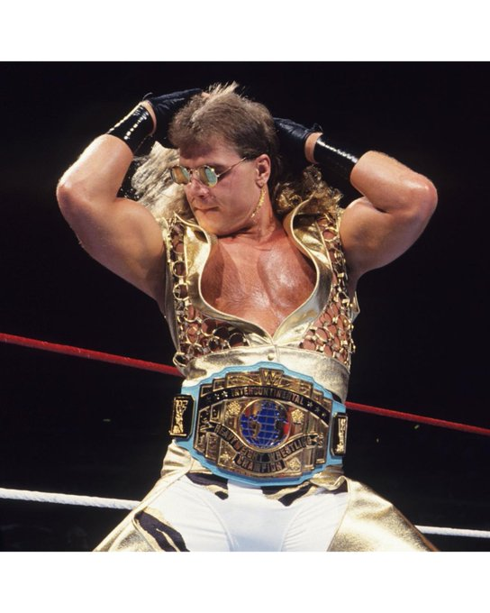Happy Birthday to The Heart Break Kid Shawn Michaels!