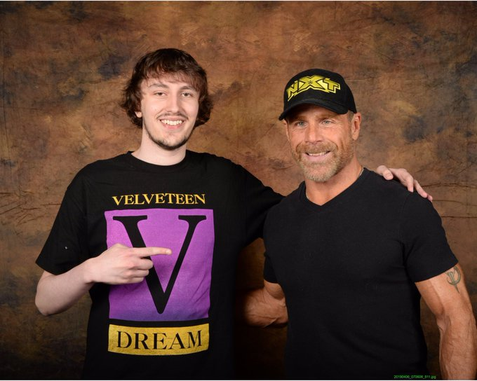 Happy Birthday to the Heartbreak Kid Shawn Michaels!!!