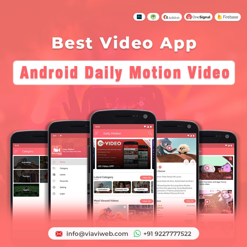 DailymotionVideoAppSourceCode hashtag on Twitter