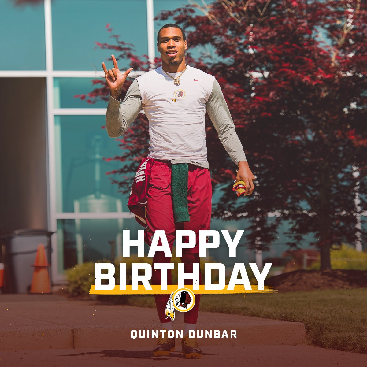 #HappyBirthday Quinton‼️