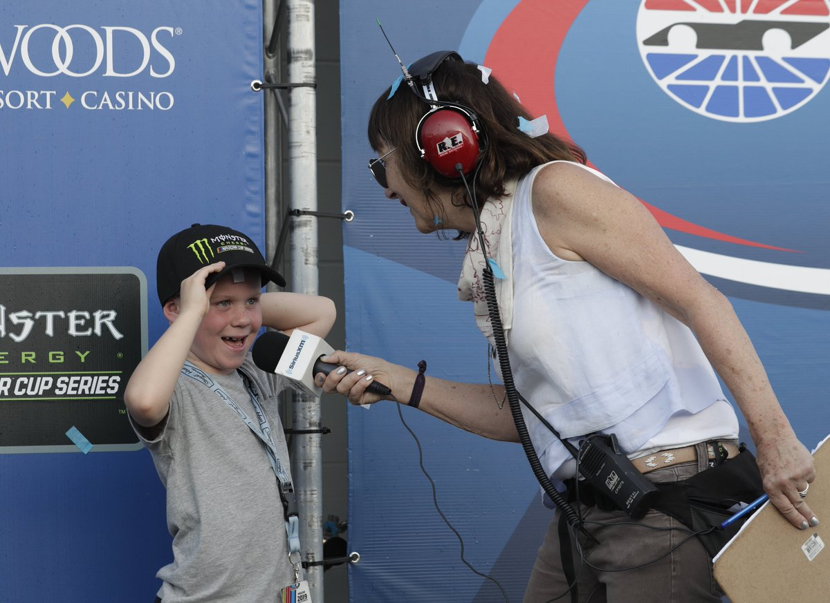 The interview everyone is clamoring to get...   #4TheCup<br>http://pic.twitter.com/VP2zuMvdoH