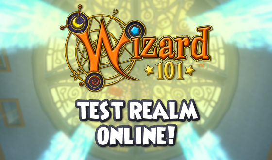Test Realm is online once again! A new round of the