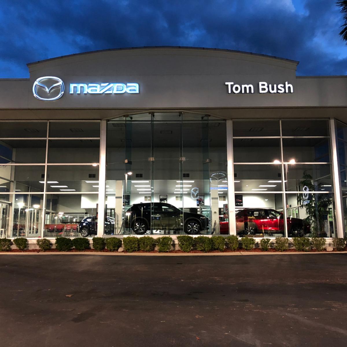 Tom Bush Mazda >> Tom Bush Mazda Tombushmazda Twitter