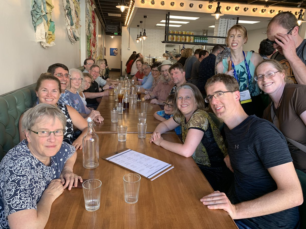 The Living Physics Portal is at the AAPT summer meeting in Provo! If you are here, check us out at the following sessions:  CB: PER: Interdisciplinary Studies, Monday 5:15-6:05pm DJ: Contributing To, and Using, the Living Physics Portal, Tuesday 8:30-10am https://t.co/uMXa2ZE0xV