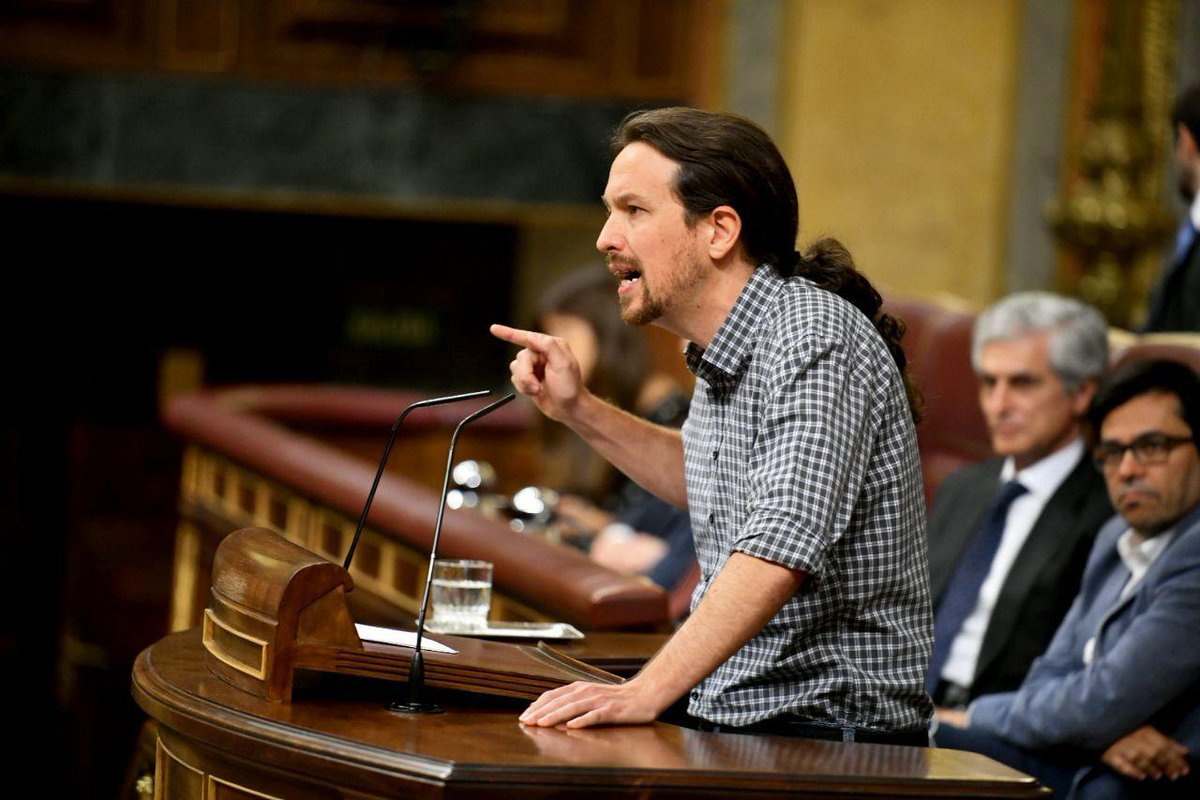 @ahorapodemos's photo on Iglesias
