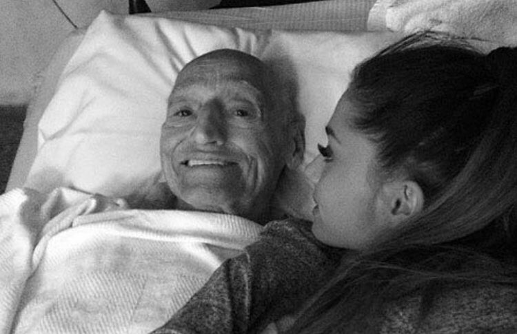 Ariana via Instagram 1 year ago today 'miss n love u forever my best friend #4years' (22nd July 2018)<br>http://pic.twitter.com/JCLmwNA1QL