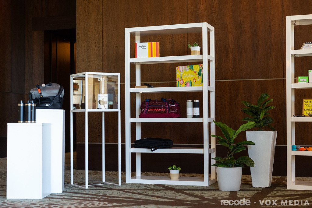 Check out the amazing products featured in the gift lounge at Code this year
