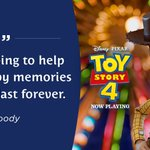 Image for the Tweet beginning: Celebrate @Disney and @Pixar's #ToyStory4,
