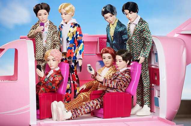 1999: I NEED a Spice Girls doll!  2019: I NEED a BTS doll!  Times change. I don't.    Have you ordered your #BTSxMattel dolls yet?<br>http://pic.twitter.com/UEZKqJsfDM
