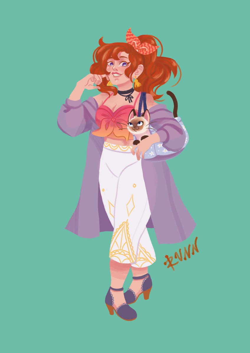in honor of the new routes I'll be continuing the modern illustrations so stay tuned for our last 2 bois  #TheArcanaGame #portiaDevorak<br>http://pic.twitter.com/boKQOFNgkn