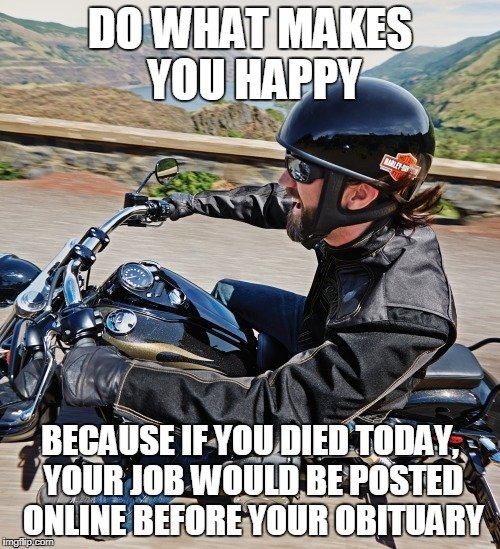 Do what makes you happy. #californiaharleydavidson #harleydavidson #californiaharley #mondaymotovation <br>http://pic.twitter.com/YaBnhKnmpB
