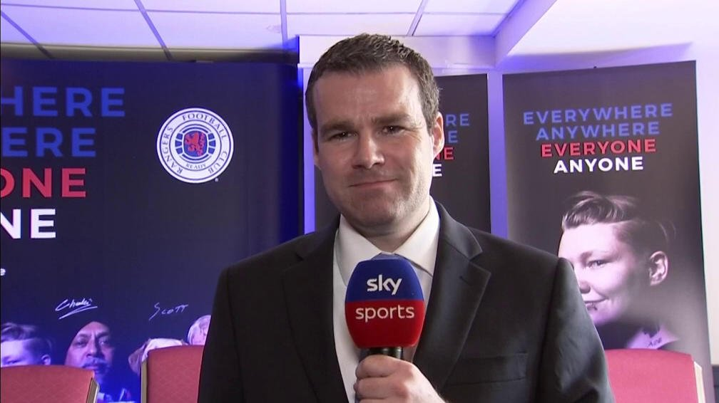 """📽️ WATCH 📽️  Rangers launch #EveryoneAnyone campaign ☑️ Fan behaviour at football in Scotland ☑️ """"No bids"""" for Morelos ☑️  ICYMI - @RangersFC managing director Stewart Robertson talks in detail about the club's new diversity campaign & discusses Alfredo Morelos' future."""
