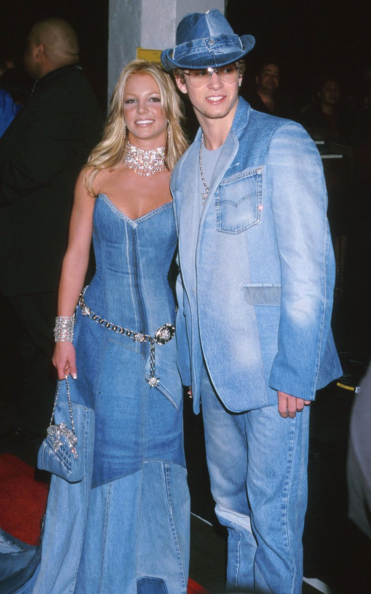 10,000 liters of water is needed to grow enough cotton for one pair of denim jeans. So IMAGINE how much was needed for THIS!!!!!