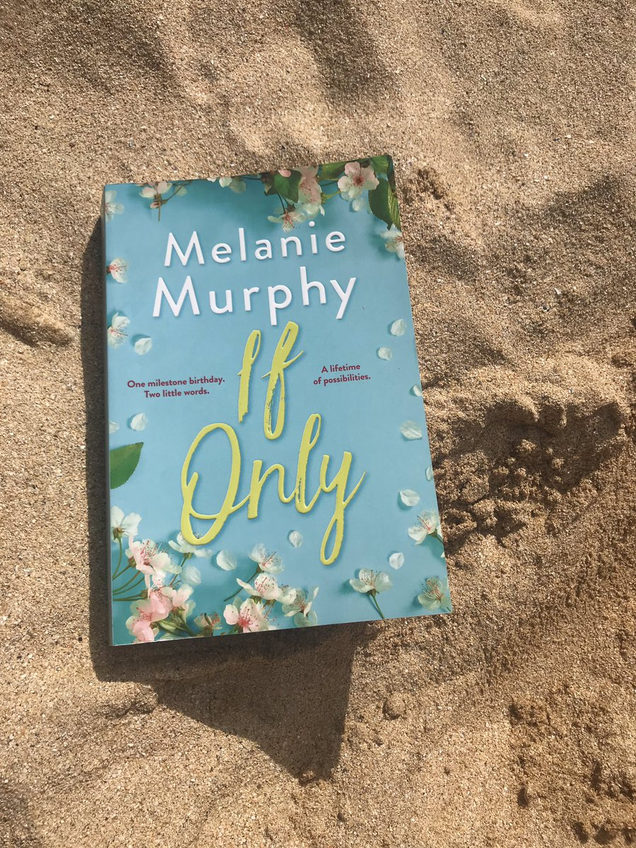 Been on holiday for 4 days and I'm already onto my second book #ifonlybook2019 @melaniietweets<br>http://pic.twitter.com/AsSNJKfzWv