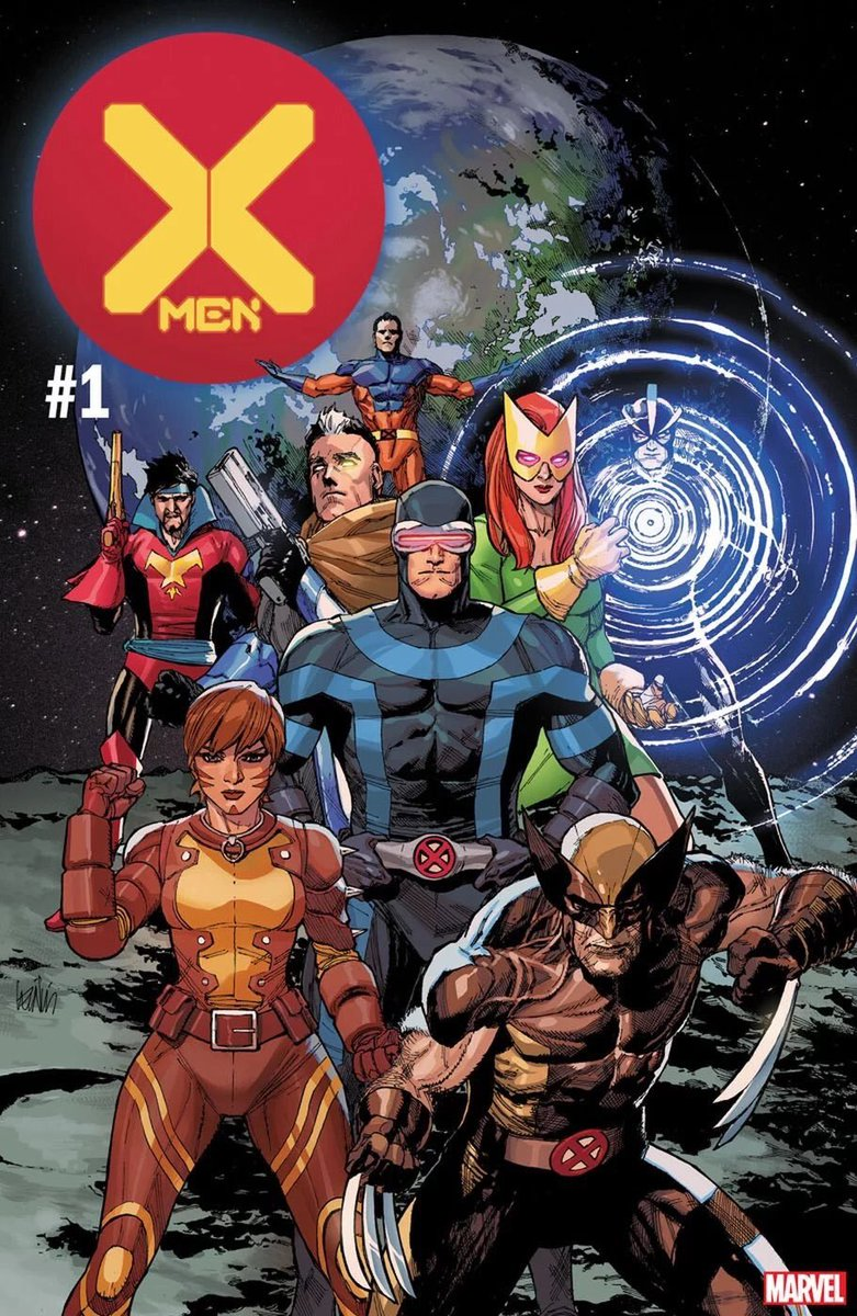 The new flagship X-Men comic is essentially a Summers/Grey family team-up book (plus Wolverine) <br>http://pic.twitter.com/9I15o2QoCr