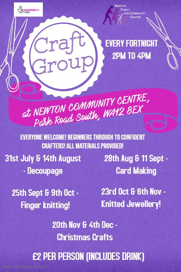Media Tweets by Newton Comm Centre (@NewtonCommCentr) | Twitter