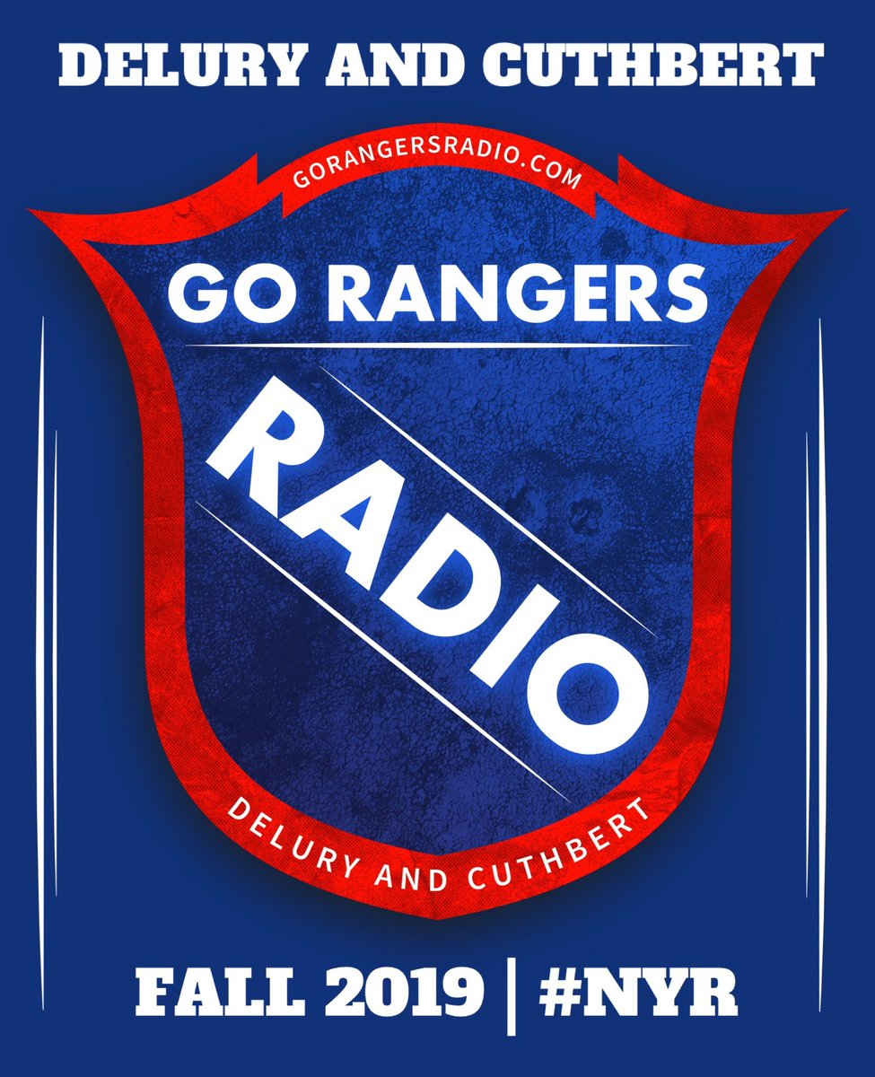 Looks like I'm coming out of retirement again! Already trying to book Tanner Glass as our first guest! Let's Go Rangers!!! @cuthbertonline #NYR<br>http://pic.twitter.com/XYFe2nTed2