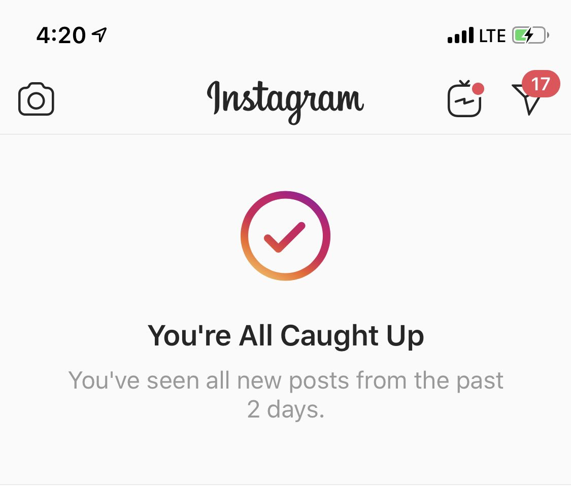 I don't need your judgment, @instagram 🙄