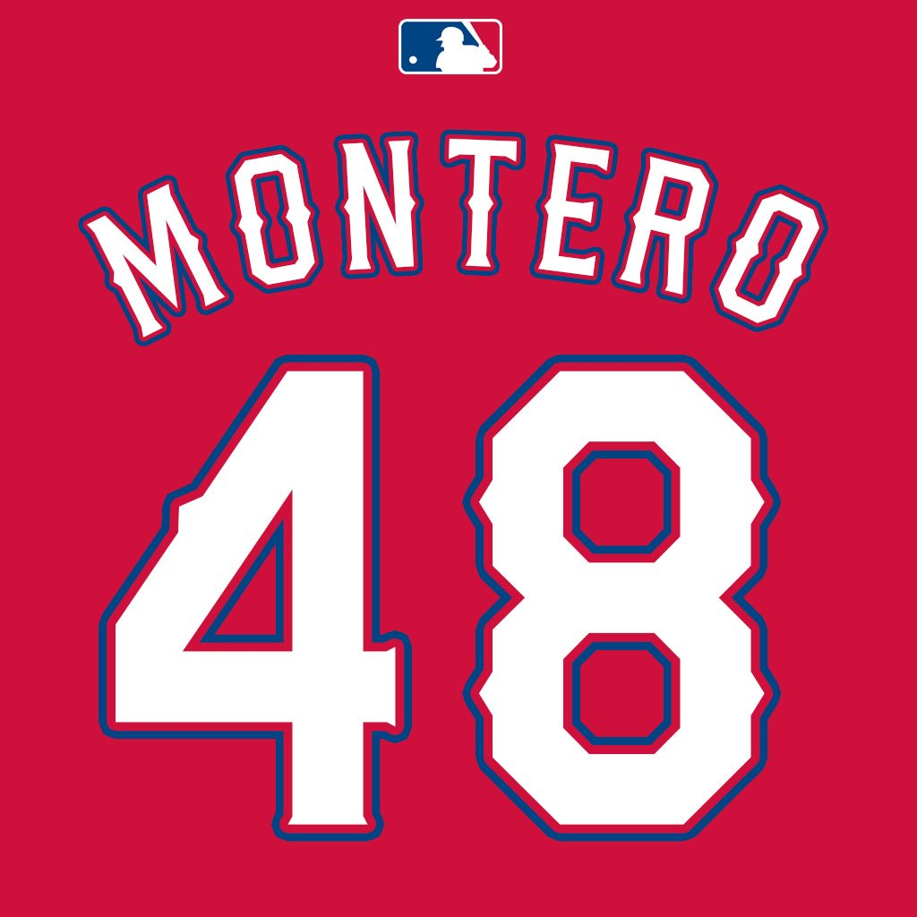 separation shoes 32d8e 49cad MLB Jersey Numbers on Twitter: