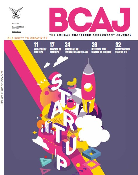#BCAJ editor @ramanjokhakar in his July'19 editorial talks about the BCA Journal's 2019 Special issue theme that is focusing on #startups #StartupIndia #Entrepreneurship  #ReadNow 👉http://bit.ly/2SqBN6V  #BCASvoice#Editor #Editorial #Journal #IndiaMeansBusiness #Startup