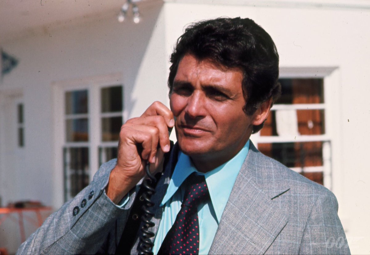 We are very sorry to learn that David Hedison has passed away. David played Felix Leiter in LIVE AND LET DIE (1973) opposite Sir Roger Moore, he returned to the role in 1989 with Timothy Dalton as James Bond, in LICENCE TO KILL. Our thoughts are with his family and friends.