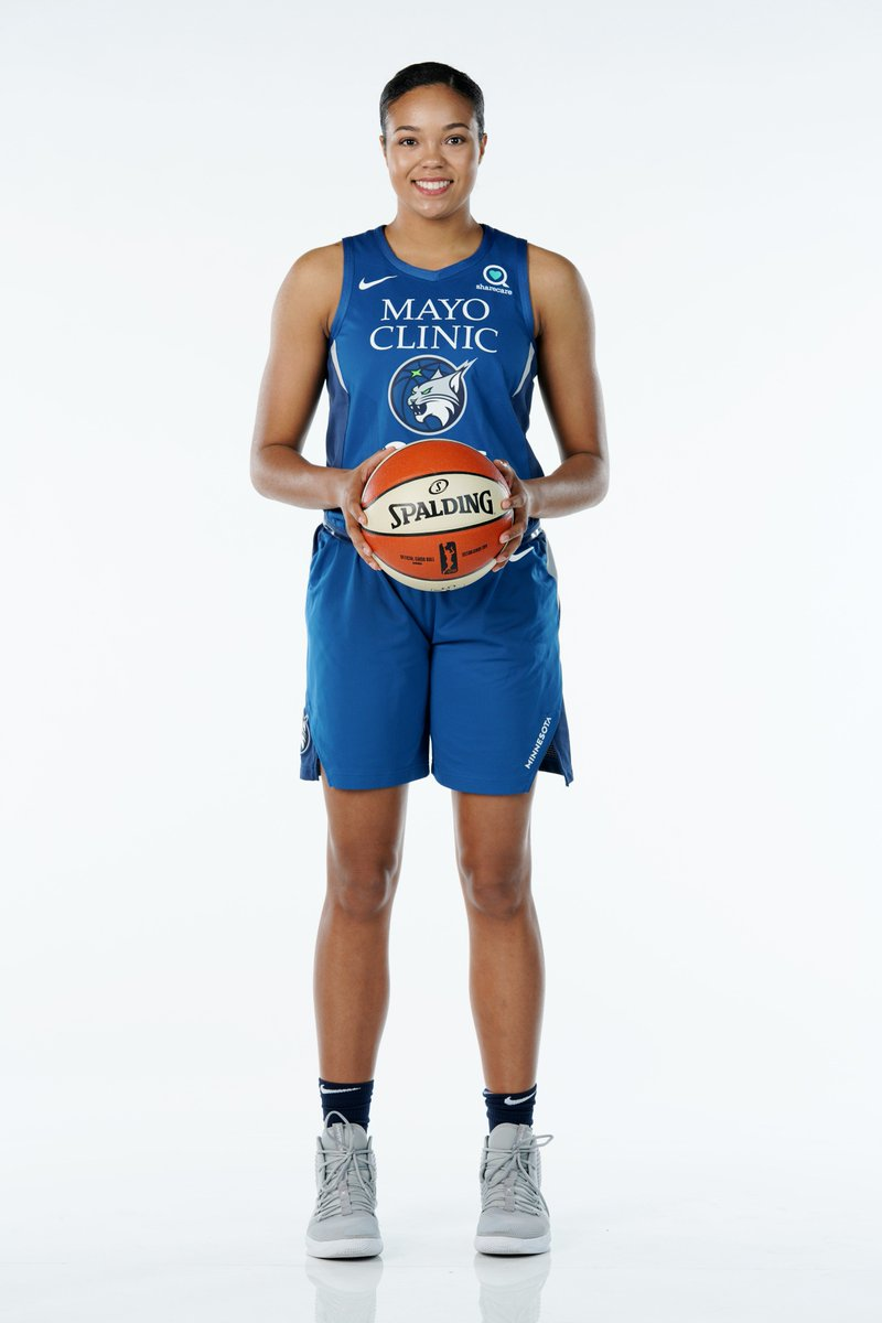 @WNBA's photo on Napheesa Collier