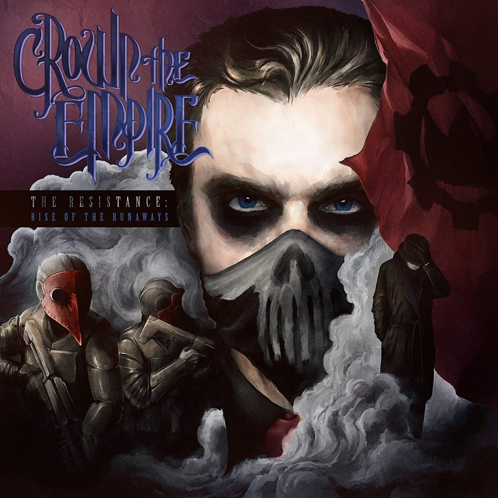 2014 was a huge year for a new wave of classic albums, and @crowntheempire was largely to thank with 'The Resistance: Rise of the Runaways.' Offering the best of the band's soaring choruses and brutal breakdowns, the group provided a metalcore classic while still staying fresh. <br>http://pic.twitter.com/nezMBAvSj3